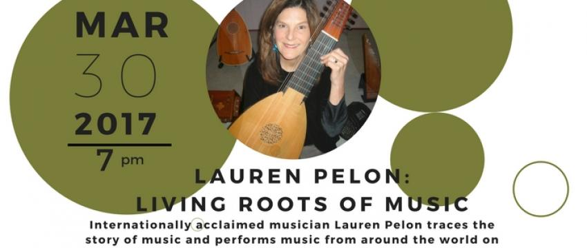 living roots of music march 30