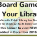 updated Board Games banner