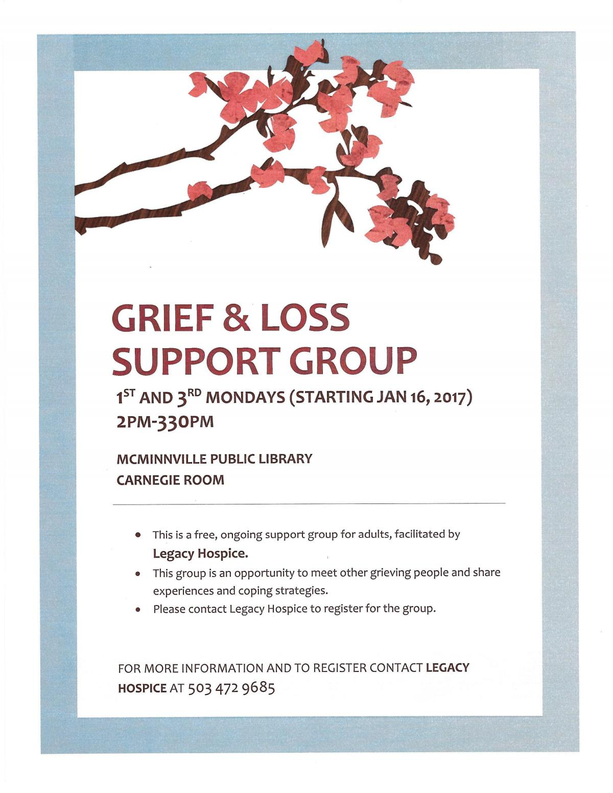 How To Start A Grief Support Group 20
