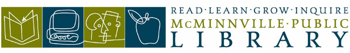 McMinnville Public Library logo