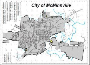 Map Of Mcminnville Oregon I live within the city limits of McMinnville | Mcminnville Oregon