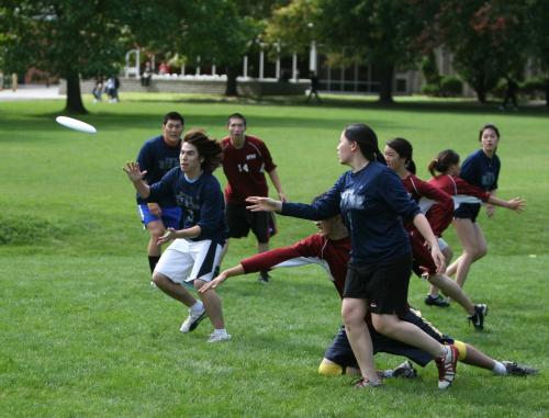 Ultimate Frisbee | Mcminnville Oregon