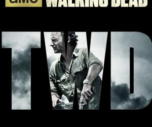 Walking Dead season 6 DVD cover
