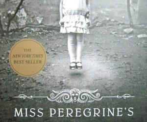 Miss Peregrine's book cover